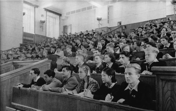 Где в СССР давали лучшее образование?