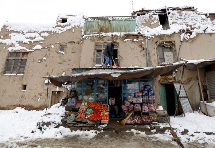 Фото повседневной жизни в Афганистане