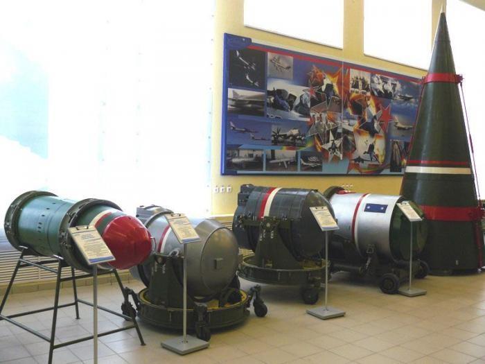 Музей ядерного вооружения (15 фото)