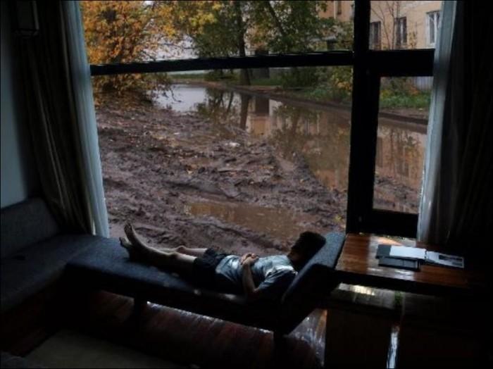 Почему в России непопулярны панорамные окна