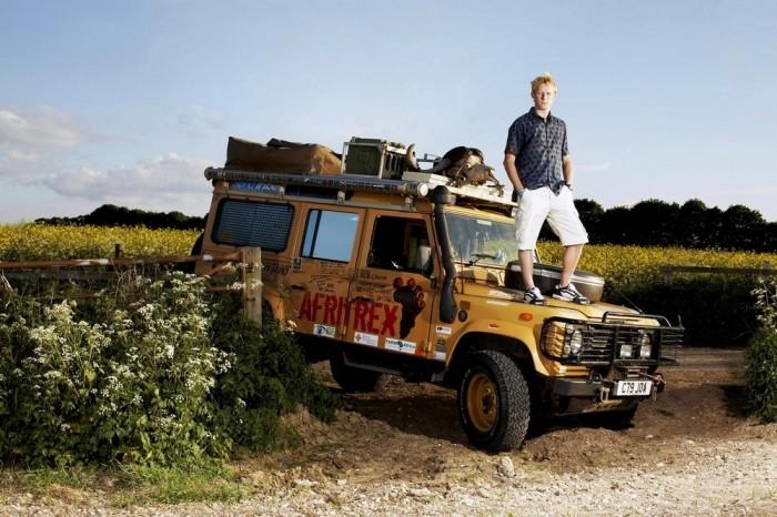 Британец Бен Саутхолл нашел себе лучшую в мире работу