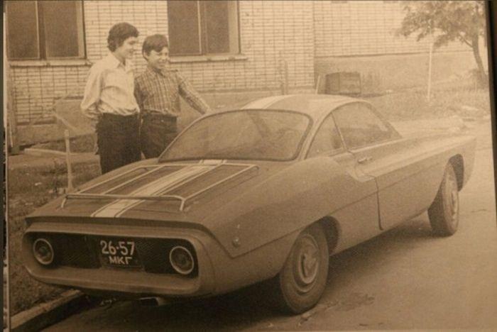 МКЗ-НАМИ «Спорт-900» - уникальный концепт спорткара на базе «Запорожца»