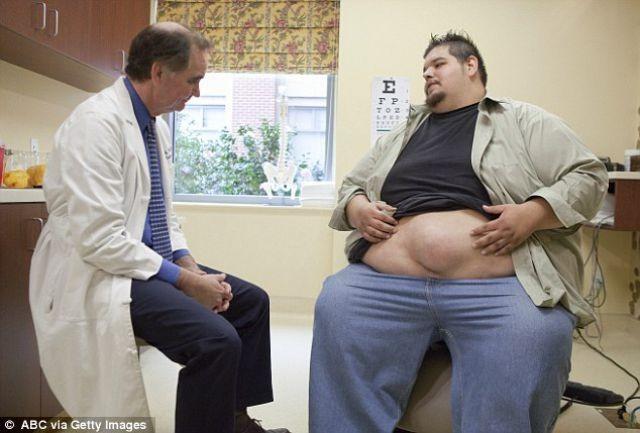 Как похудеть за год (7 фото)