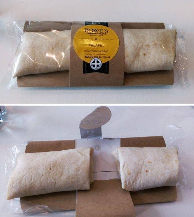Почему не стоит доверять упаковке