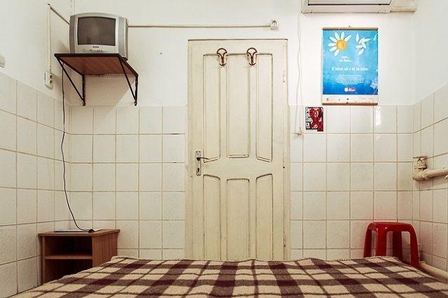 Секс-апартаменты для румынских заключенных