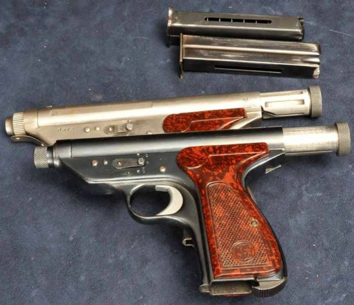 Пистолет, запрещенный из-за своей эффективности (5 фото)