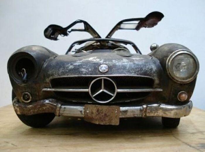 Удивительные модели ретро автомобилей (33 фото)