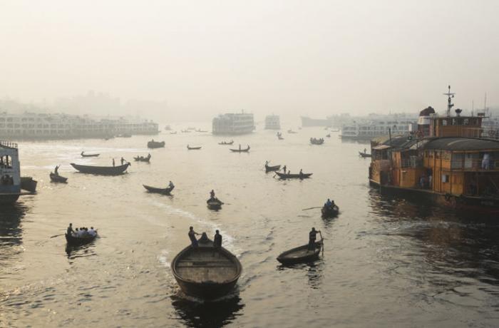 Необычные традиции Бангладеш (11 фото)