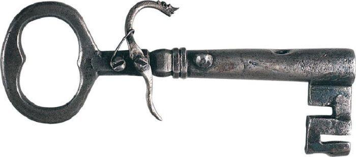 Необычные тюремные ключи