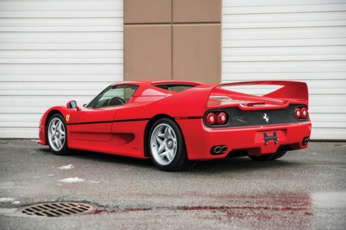 Ferrari F50 Майка Тайсона уйдет с молотка (30 фото)