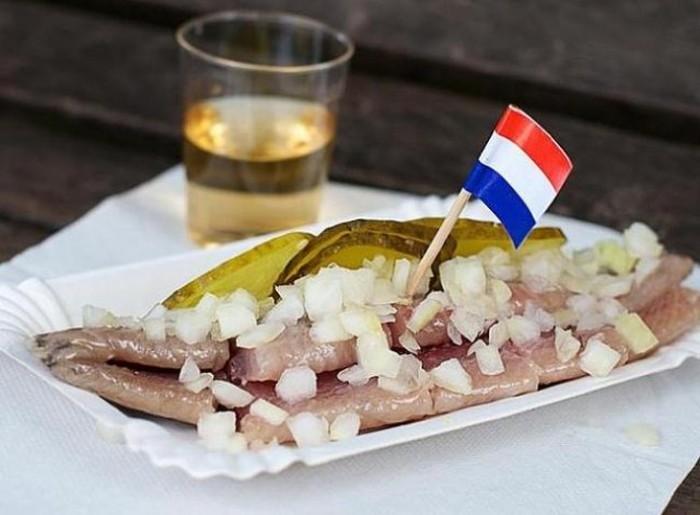 Национальная уличная еда 10 европейских стран (10 фото)