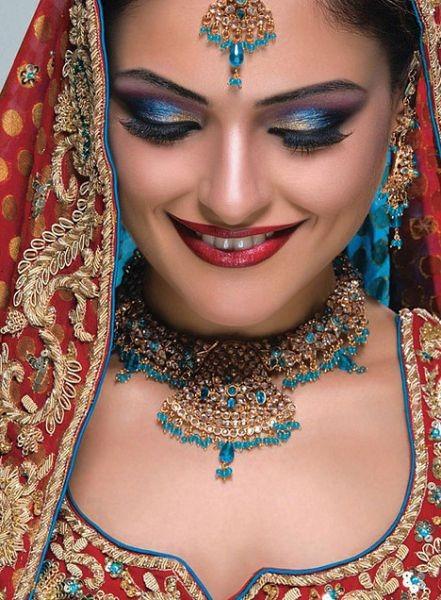 Индийские невесты (18 фото)