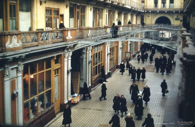 Фото Москвы, сделанные американским шпионом