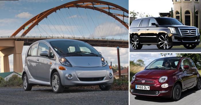 Список худших автомобилей 2016 года (11 фото)