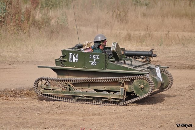 Боевые танки мира (30 фото)