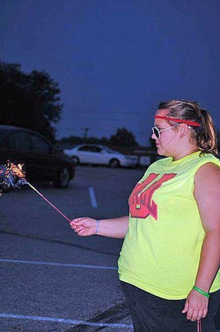 Девушка похудела на 63 кг из-за неразделенной любви (10 фото)