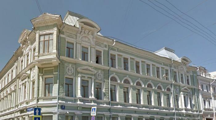 Самые мистические здания в Москве (5 фото)