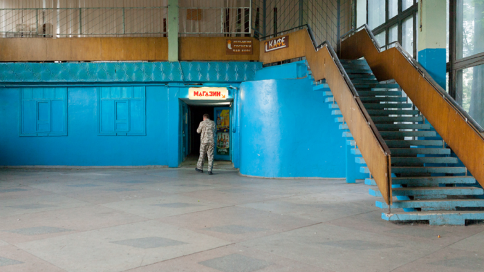 Жизнь людей в Чернобыльской зоне (9 фото)