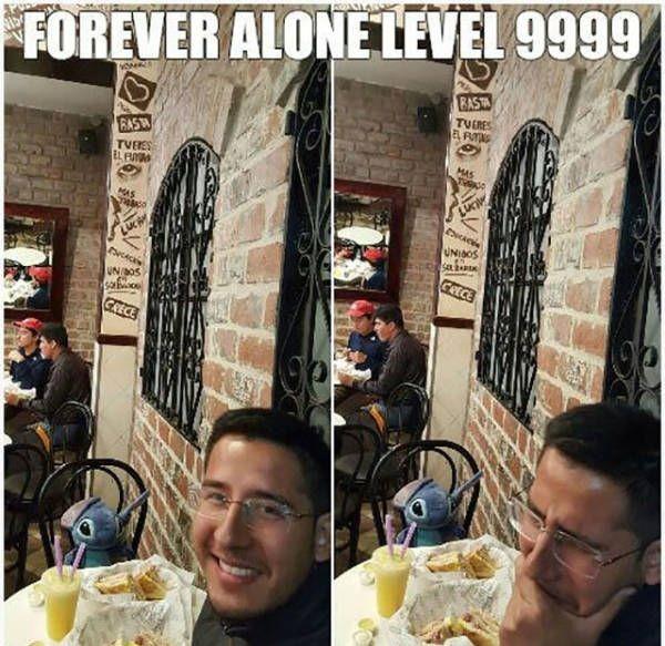 Когда ты одинок (27 фото)