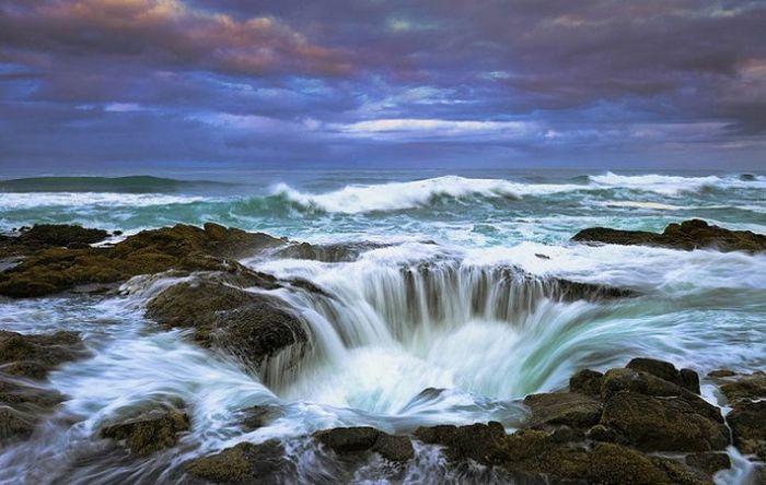 Удивительные места на планете (54 фото)