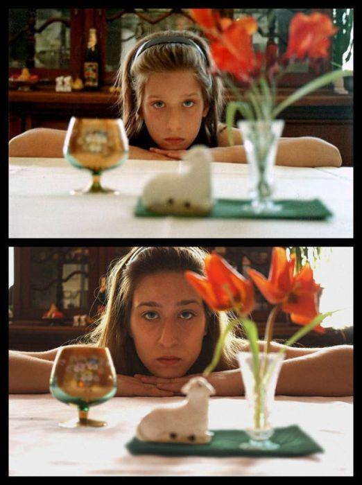 Взрослые люди делятся своими детскими фото (45 фото)