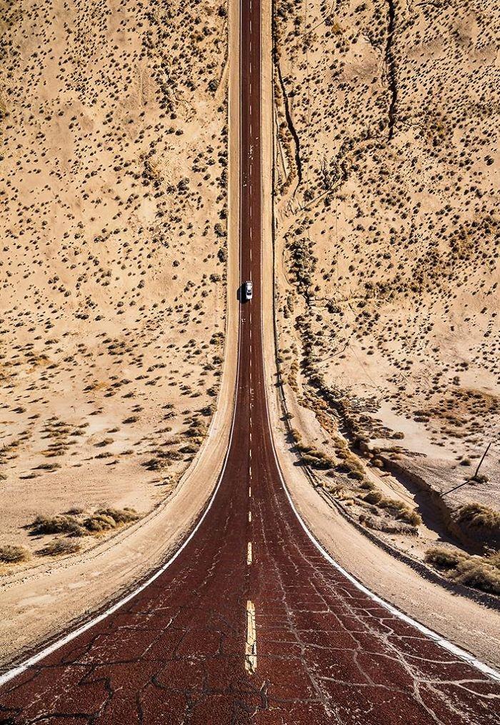 Головокружительная «Флатландия» от турецкого дизайнера (20 фото)
