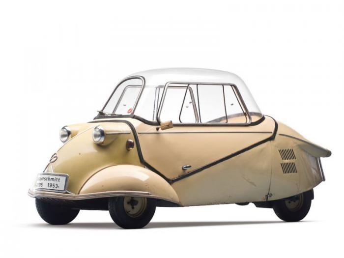 Гид по немецким компактным авто (11 фото)