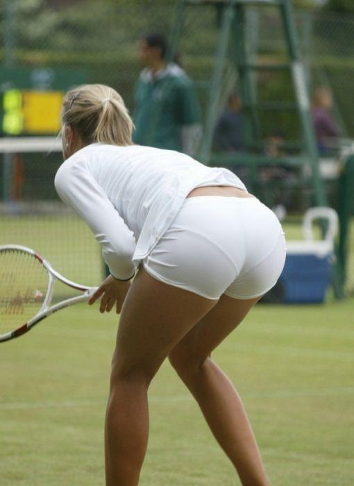 Секси спортсменки