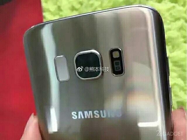 Клон Samsung Galaxy S8 появился раньше оригинала (8 фото)