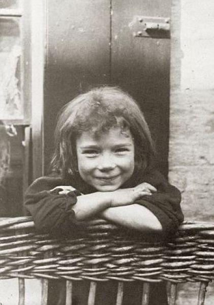 Дети в Англии в 1912 году (22 фото)