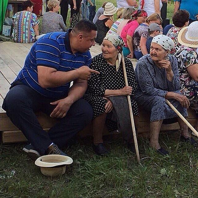 Кирилл Сарычев — русский Илья Муромец