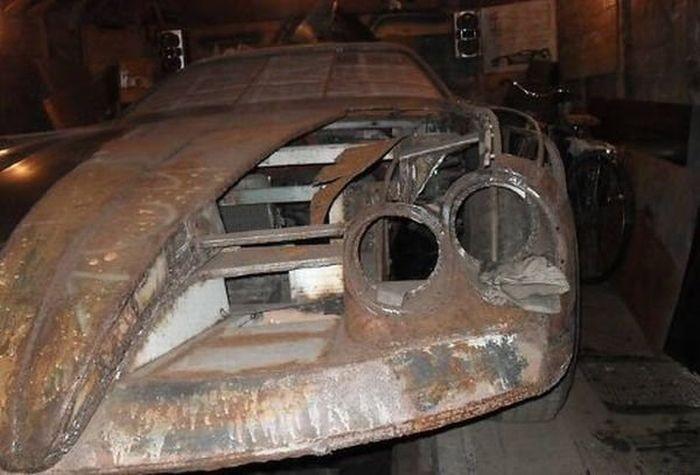 Самодельное авто (8 фото)