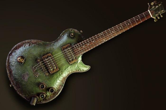 Удивительные инструменты в стиле стимпанк (24 фото)