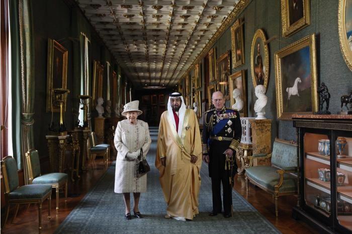 Богатейшие шейхи мира (10 фото)
