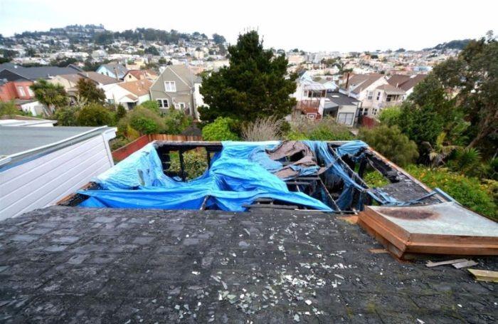 Непригодный для жилья дом за полмиллиона долларов (16 фото)
