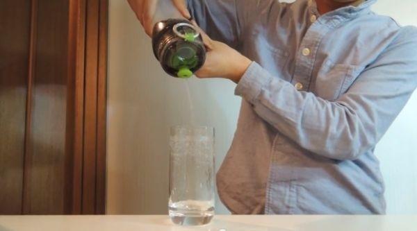 Насколько фильтр может очистить колу от гадости (8 фото)