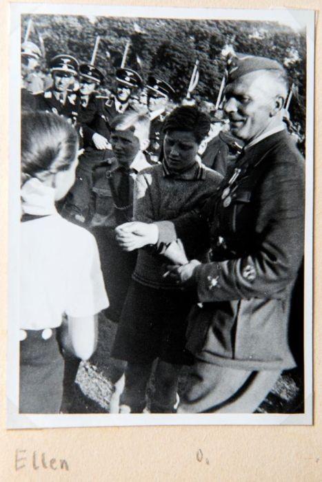 Фото из личного альбома немецкого фельдмаршала авиации (19 фото)