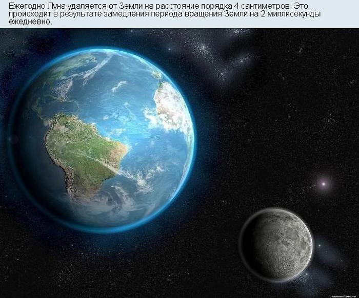 Интересные факты о космосе (17 фото)