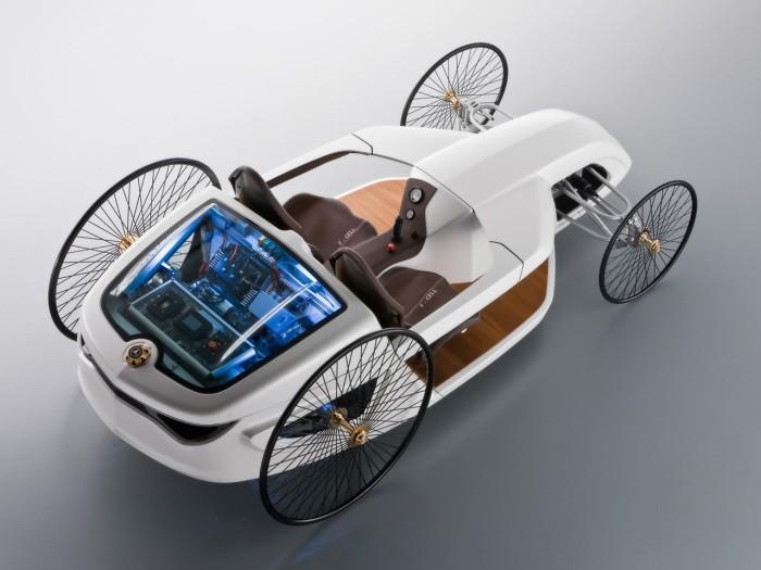 Самые необычные автомобили всех времен (13 фото)
