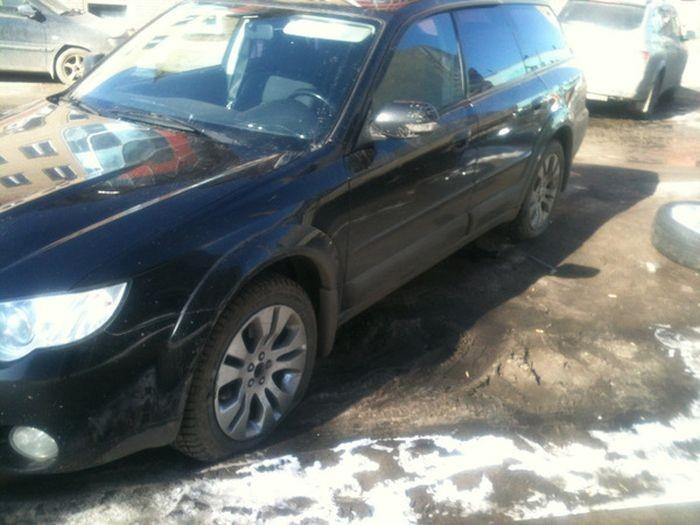 Как северодвинский автомобилист дорожников наказал (17 фото)
