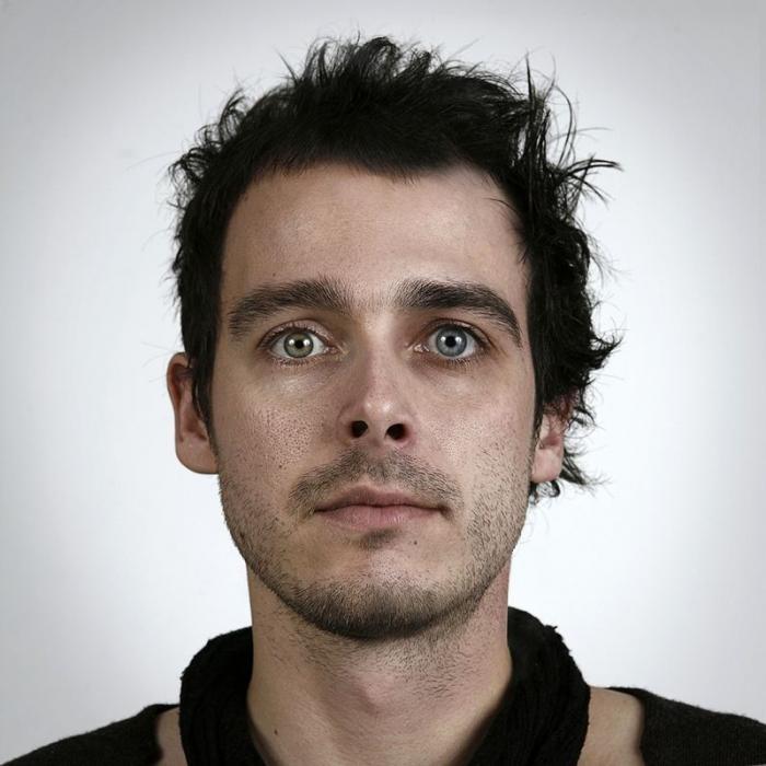 Генетические портреты (10 фото)