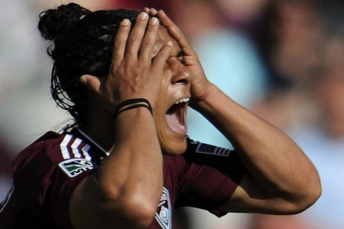 Эмоции в спорте (40 фото)