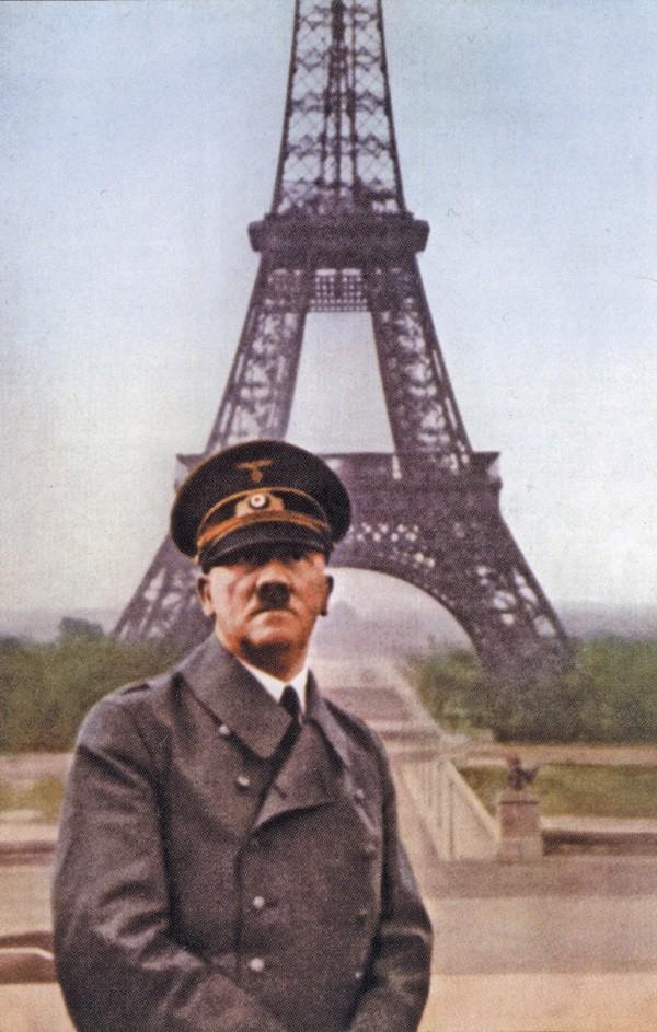 Любопытные факты об Эйфеловой башне (11 фото)