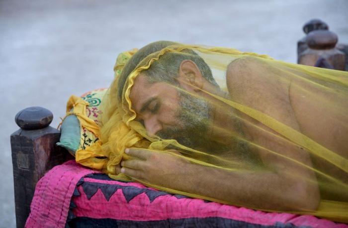 Как и где можно спать (32 фото)