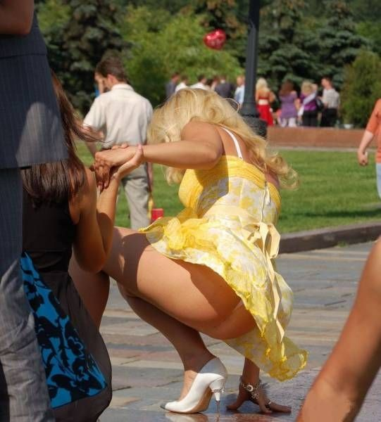 Забавные девушки (56 фото)