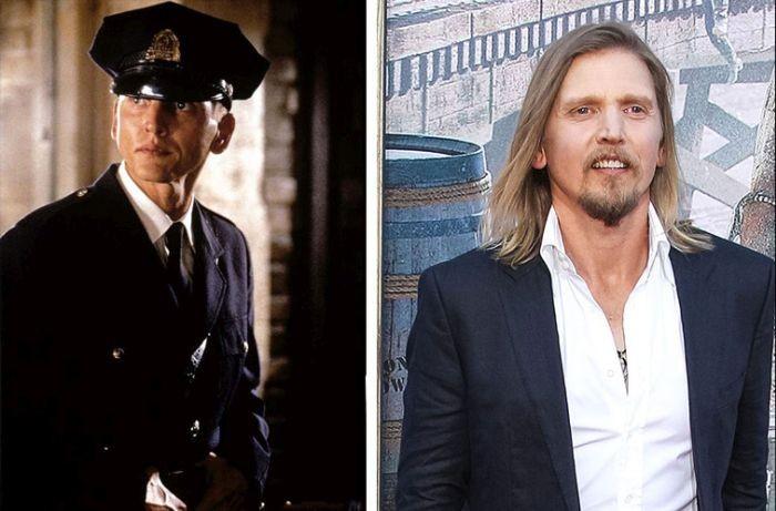 Актеры драмы «Зеленая миля» 18 лет спустя (13 фото)