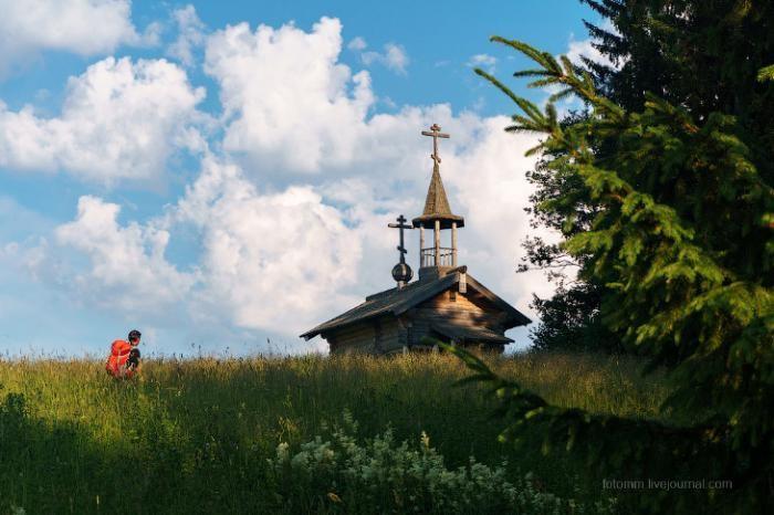 Красота природы русского севера (25 фото)