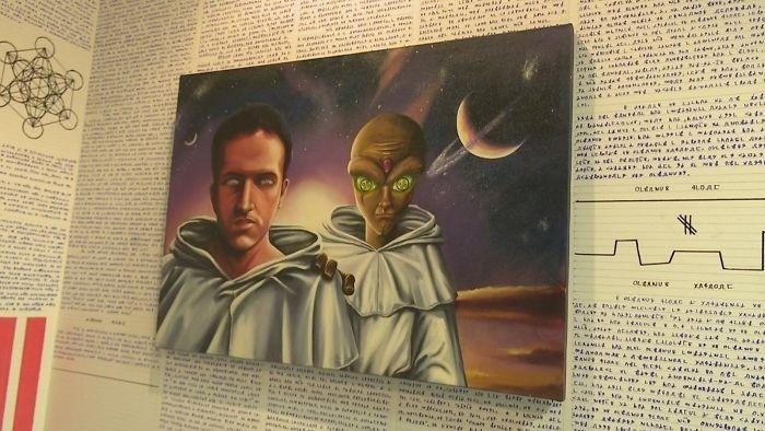 В Бразилии исчез любитель уфологии и теорий заговоров (5 фото)