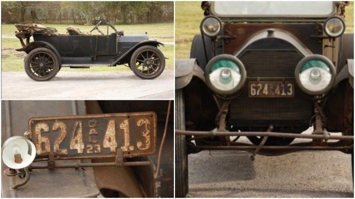 Роскошный автомобиль американского гангстера Аль Капоне (7 фото)