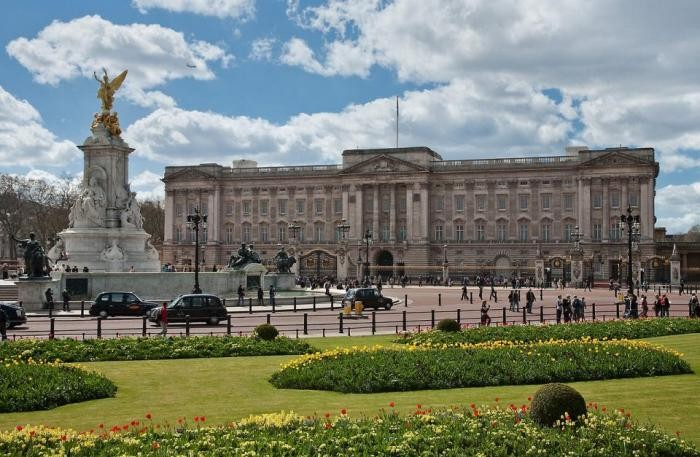 Самые красивые места Лондона (10 фото)